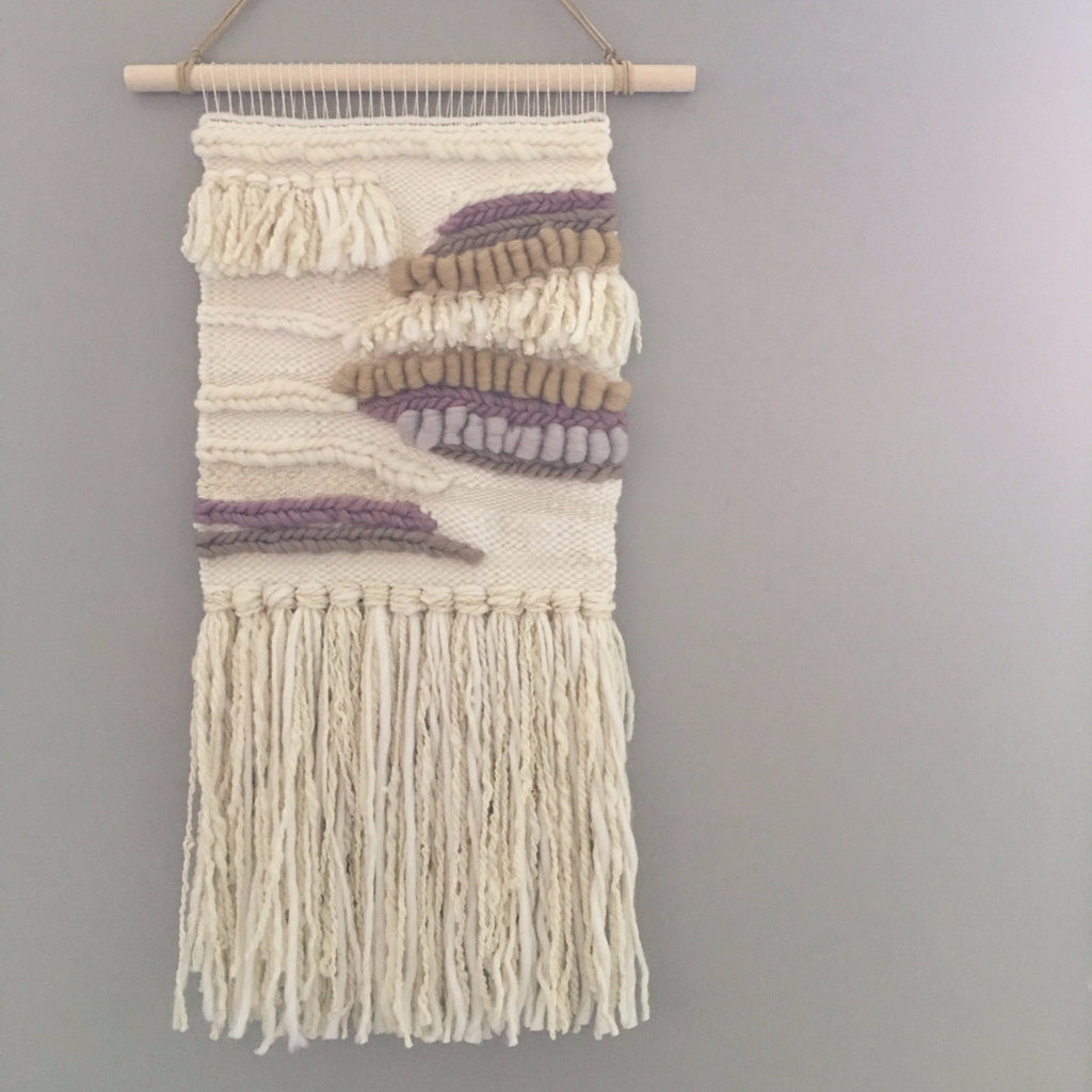 Loom Weaving Level 2
