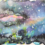 watercolor nebula workshop jessica davis brooklyn craft company