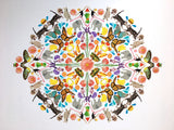 Sticker Mandala Workshop