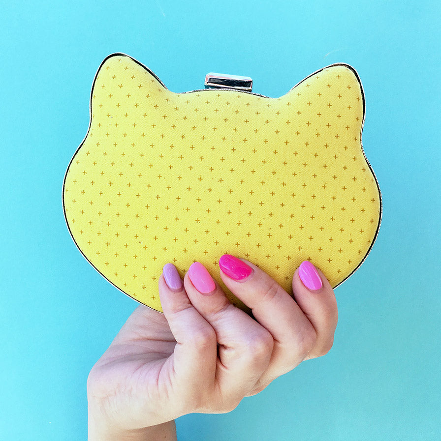 Catlady Clutch Workshop
