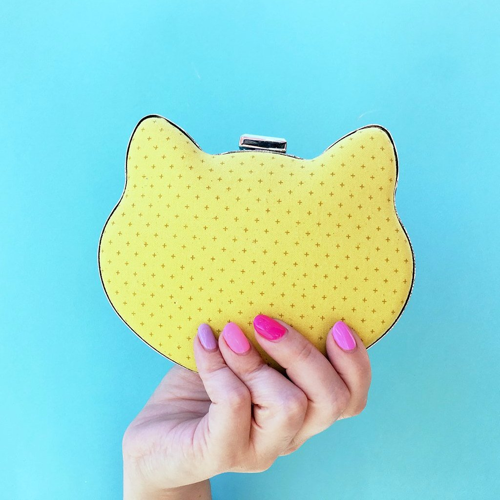Catlady Clutch Kit - Mellow Yellow