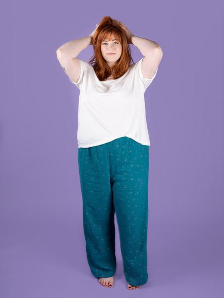 VIRTUAL WORKSHOP: Sew Pajama Pants
