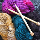 VIRTUAL WORKSHOP: Knitting 101