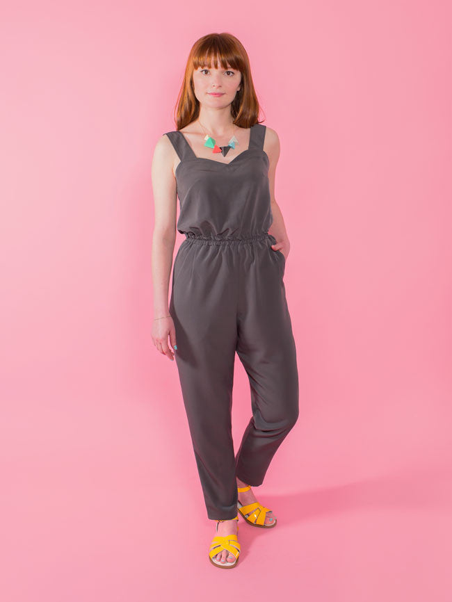 Marigold Jumpsuit + Pants Pattern
