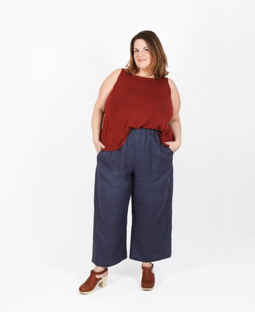 Free Range Slacks Pattern (Sizes 18-34)