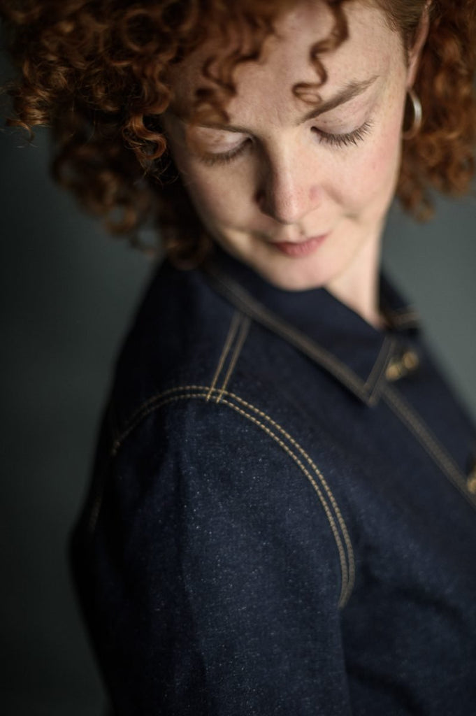 VIRTUAL 7-WEEK SEWING COURSE: Ottoline Jacket