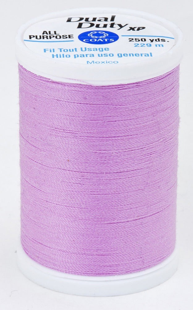 Dual Duty XP All Purpose Thread #3230 Rose Orchid