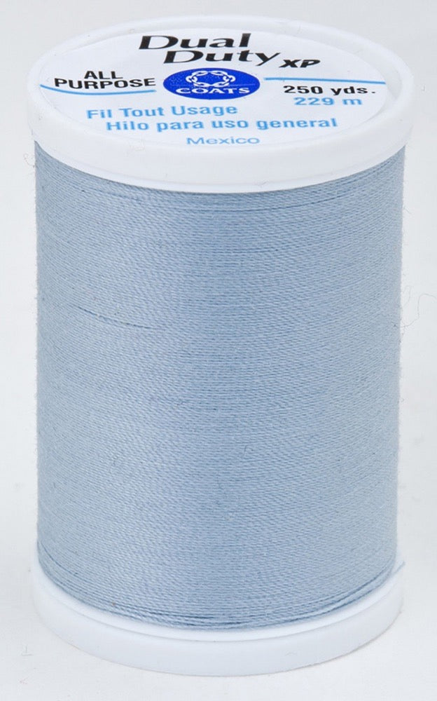 Dual Duty XP All Purpose Thread #4620 Chambray