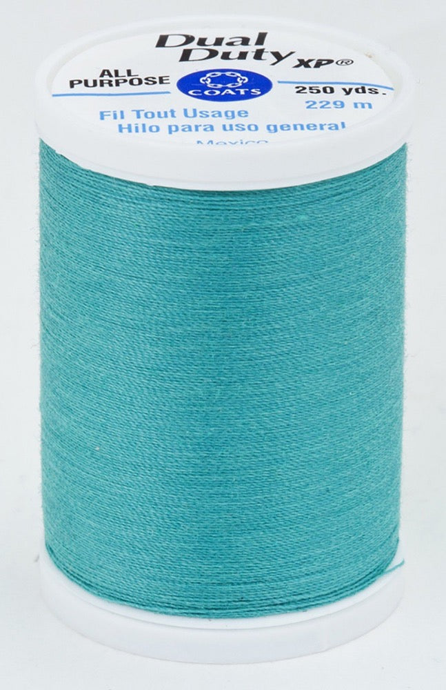 Dual Duty XP All Purpose Thread #5760 Ming Teal