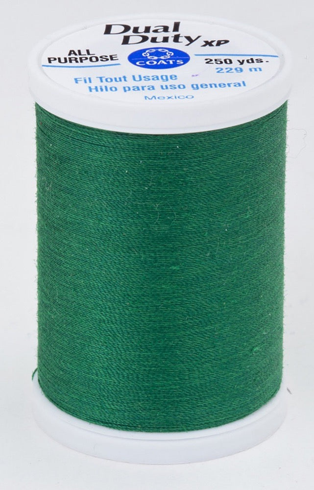 Dual Duty XP All Purpose Thread #6670 Field Green