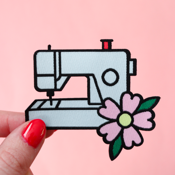 Sewing Machine Patch