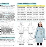 Eden Coat Pattern
