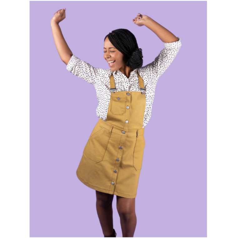 Bobbi Skirt or Pinafore Pattern