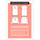 Augusta Shirt & Dress Pattern