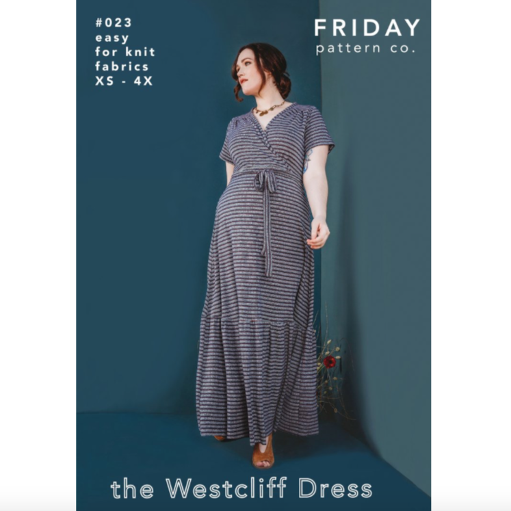 The Westcliff Dress Pattern