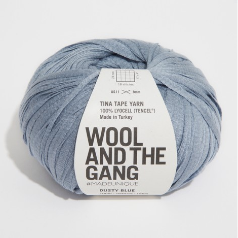 Wool and the Gang Tina Tape