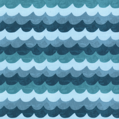 Amalfi Waves by Cotton + Steel