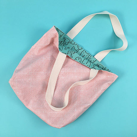 VIRTUAL WORKSHOP: Sew a Lined Tote Bag