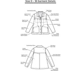 Thayer Jacket Pattern