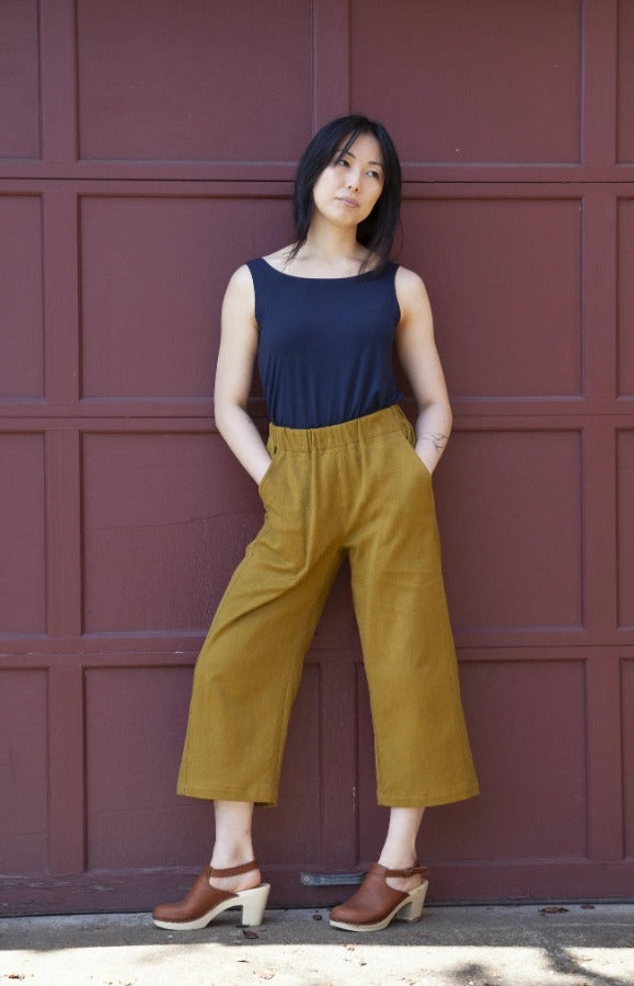 VIRTUAL WORKSHOP: Sew Free Range Slacks