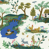 English Garden - Garden Toile by Cotton + Steel