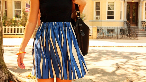 Sewing 101: Make a Skirt