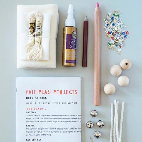 Bell Fairies Kit