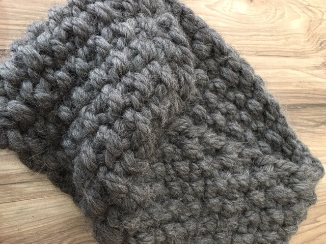 Knit a Chunky Cowl