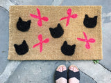 photos for doormat diy