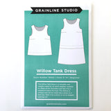 Willow Tank + Dress Pattern