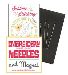 Needle + Magnet Pack
