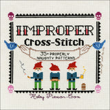 Improper Cross Stitch Book Launch Party - FREE!