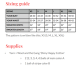 VIRTUAL WORKSHOP: Knit a Striped Summer Top