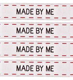 Made by Me Woven Labels