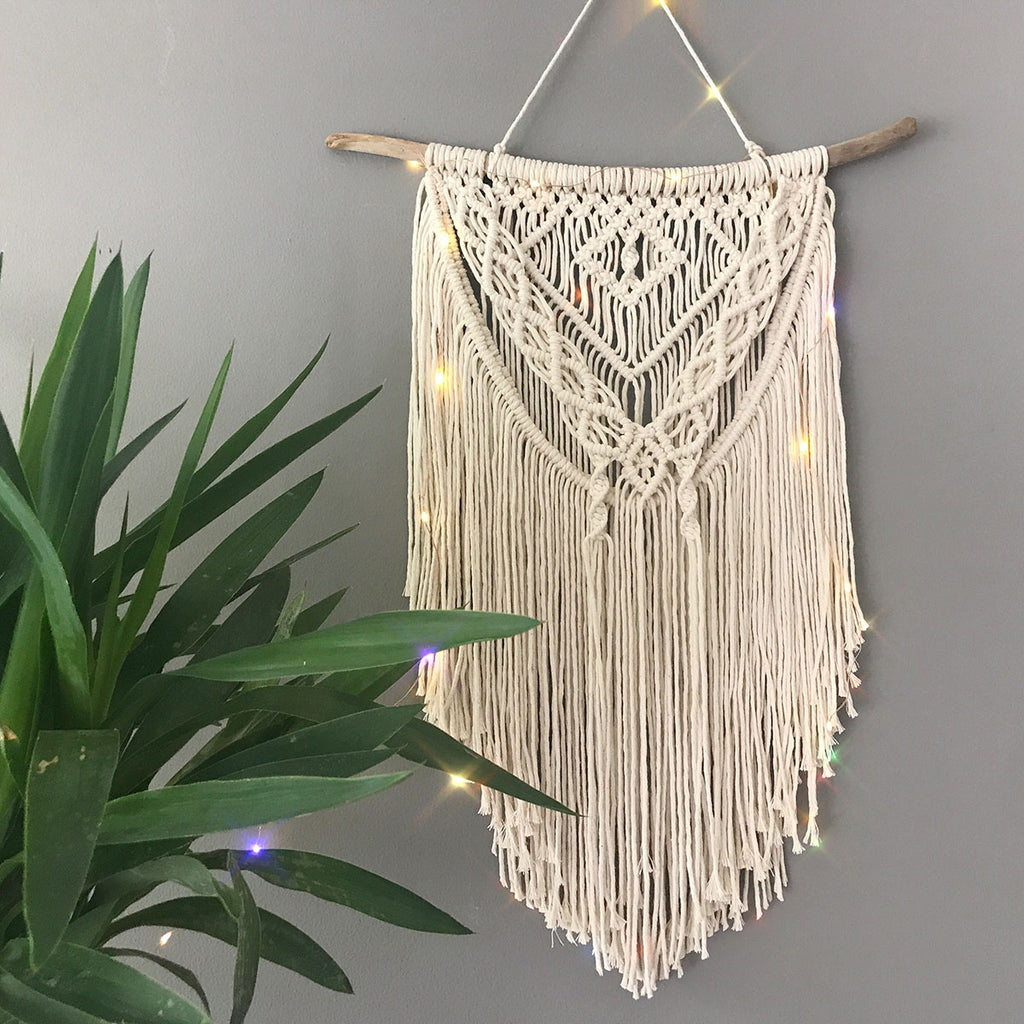 Layered Macrame with Niroma Studio