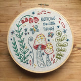 Noticing Embroidery Kit