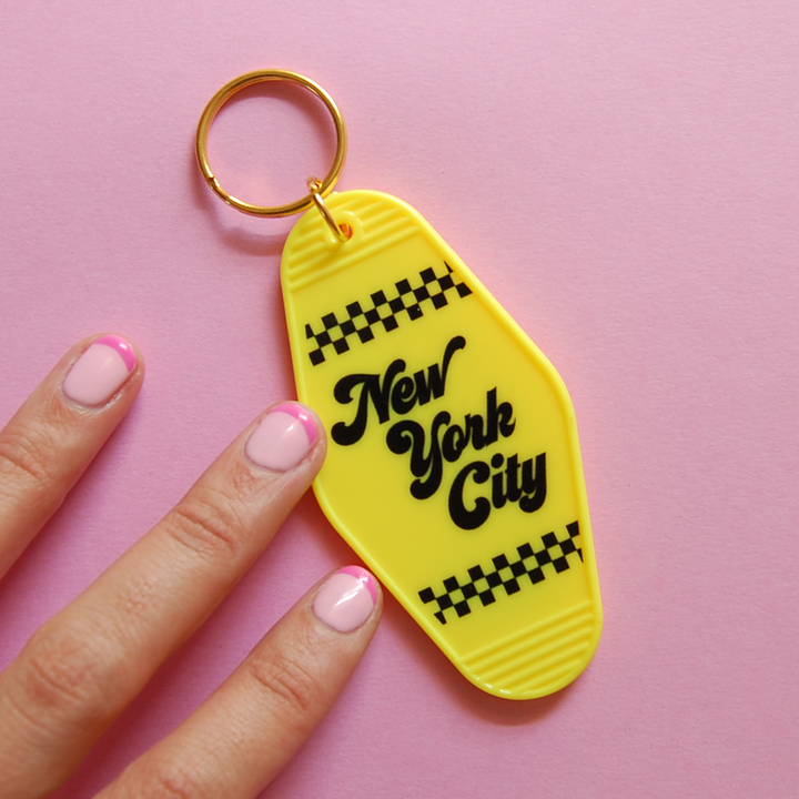 New York City Keychain