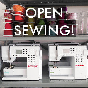 Open Sewing Hours