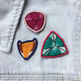 DIY Embroidered Patch Workshop