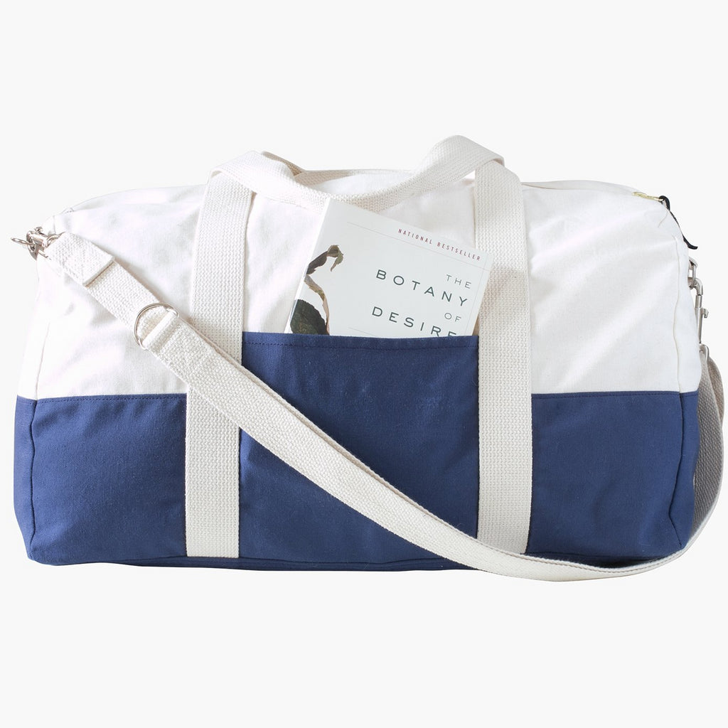 Sew a Portside Duffle Bag