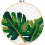 Leaves Punch Needle Kit