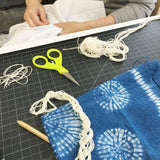Stitch-Resist Shibori Workshop