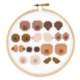 Boob Crew Cross Stitch Kit