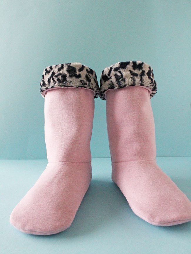 VIRTUAL WORKSHOP: Sew Slippers