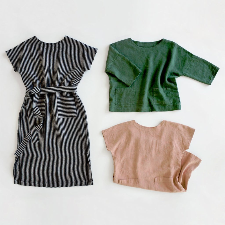 Intro to Garment Sewing: Wiksten Shift Dress (Weeknights)