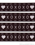 XOXO Woven Labels