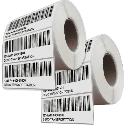 A49 Labels (Rolls) (Duplicated) Stickers BorderPrint
