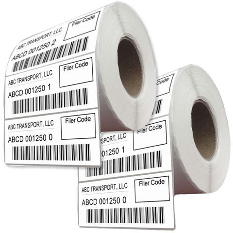 PAPS Labels (Rolls) (Duplicated)