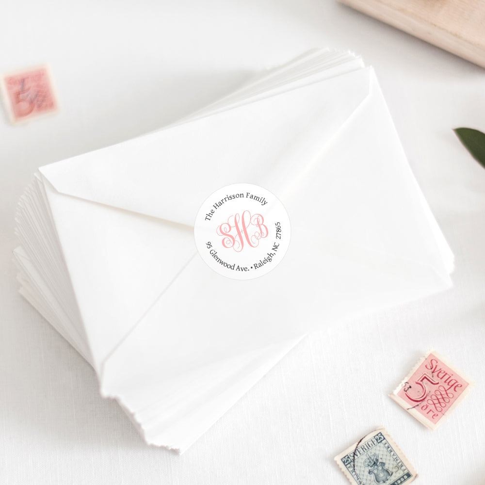Wedding Tags Favor Stickers And More Dazzling Daisies
