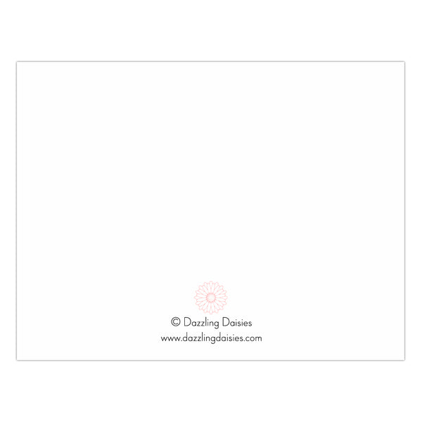 Christmas cards 'Merry And Bright' -  - Dazzling Daisies